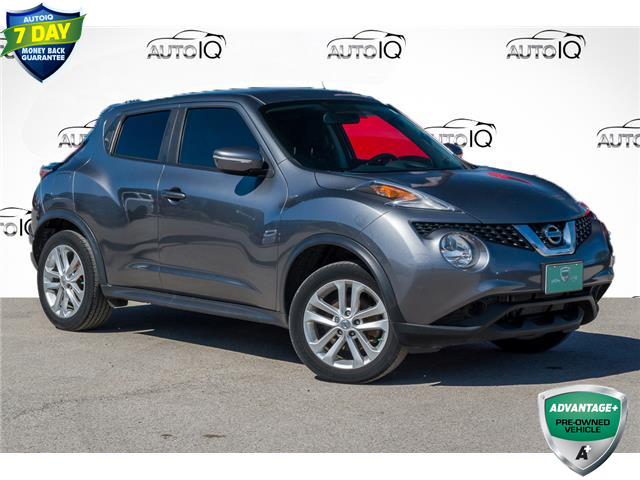 2016 Nissan Juke SV (Stk: 27437U) in Barrie - Image 1 of 24