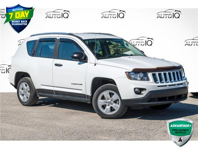 2014 Jeep Compass Sport/North (Stk: 27657UJ) in Barrie - Image 1 of 17