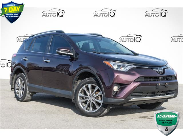 2016 Toyota RAV4 Limited (Stk: 34571BUX) in Barrie - Image 1 of 28