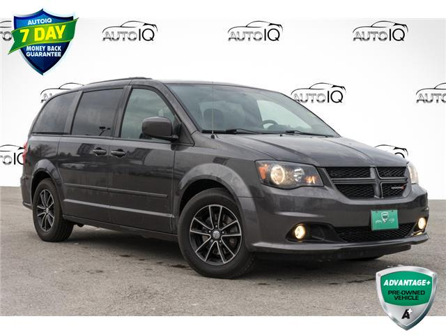 2016 Dodge Grand Caravan R/T (Stk: 34492AUX) in Barrie - Image 1 of 27