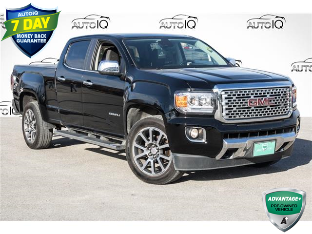 2018 GMC Canyon Denali (Stk: 34237AU) in Barrie - Image 1 of 24