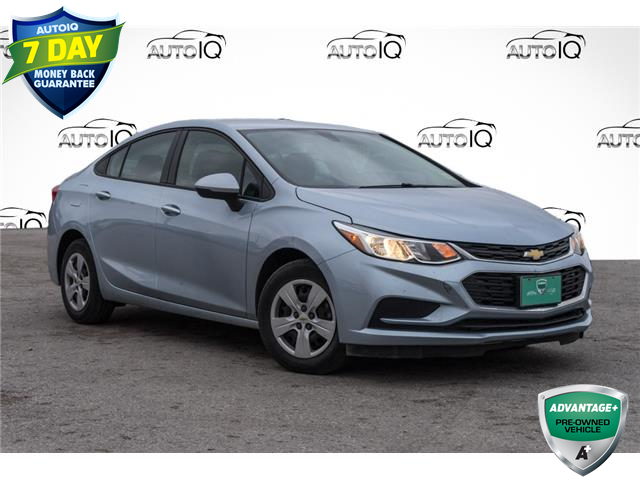 2017 Chevrolet Cruze LS Auto (Stk: 27791UX) in Barrie - Image 1 of 24