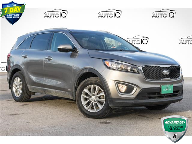 2017 Kia Sorento 2.4L LX (Stk: 33515AUR) in Barrie - Image 1 of 26
