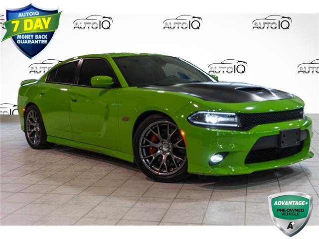 2017 Dodge Charger SRT 392 (Stk: 34274AU) in Barrie - Image 1 of 30