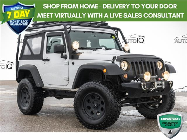 2016 Jeep Wrangler Sport (Stk: 27794AU) in Barrie - Image 1 of 19