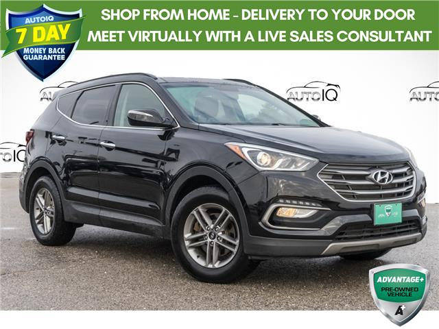 2017 Hyundai Santa Fe Sport 2.4 Luxury (Stk: 34365AUX) in Barrie - Image 1 of 29