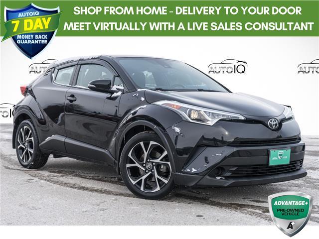 2018 Toyota C-HR XLE (Stk: 34498AU) in Barrie - Image 1 of 21