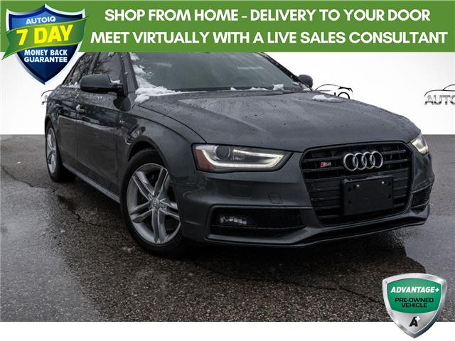 2015 Audi S4 3.0T Technik (Stk: 33462AUJ) in Barrie - Image 1 of 21