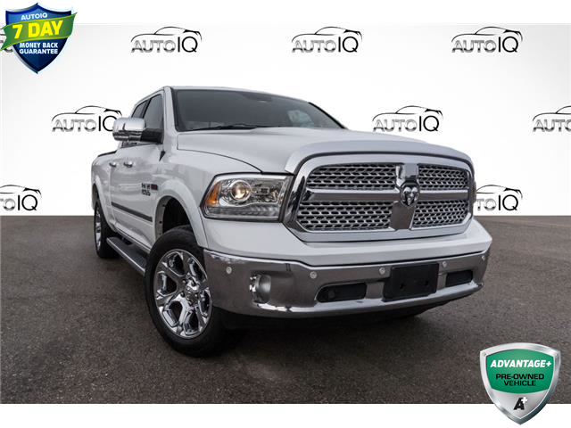 2016 RAM 1500 Laramie (Stk: 27751AUX) in Barrie - Image 1 of 23