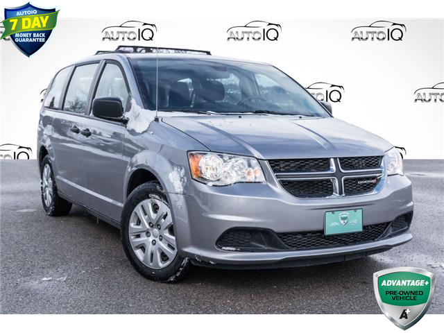 2018 Dodge Grand Caravan CVP/SXT (Stk: 27617UR) in Barrie - Image 1 of 23