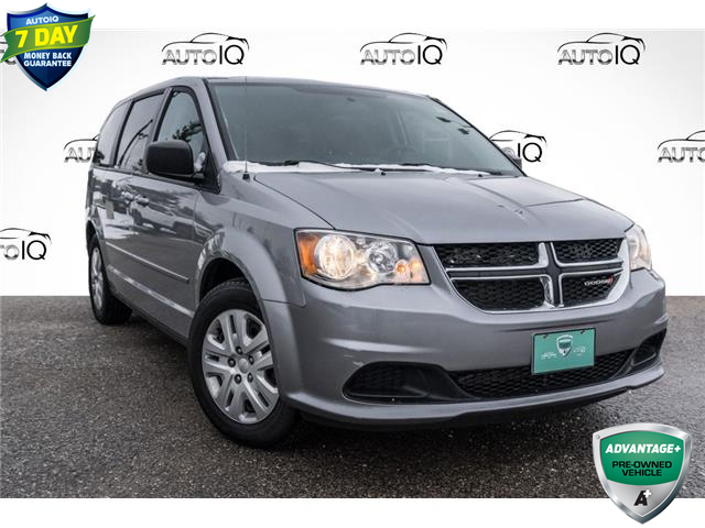 2017 Dodge Grand Caravan CVP/SXT (Stk: 33844AU) in Barrie - Image 1 of 9