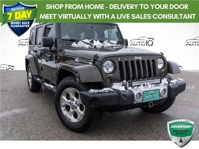 2015 Jeep Wrangler Unlimited Sahara Dark Grey