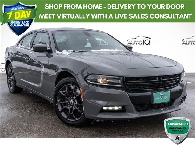 2018 Dodge Charger GT (Stk: 34659BUR) in Barrie - Image 1 of 23