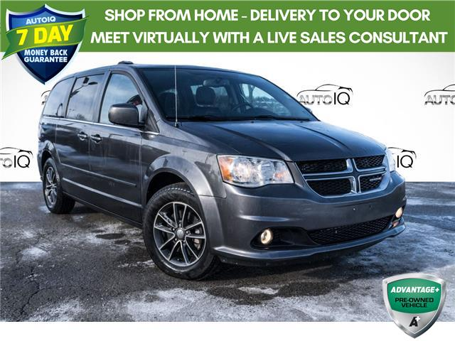2017 Dodge Grand Caravan CVP/SXT (Stk: 34751AU) in Barrie - Image 1 of 24