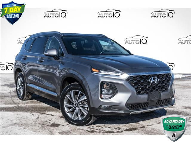 2019 Hyundai Santa Fe Luxury (Stk: 27810AUX) in Barrie - Image 1 of 24