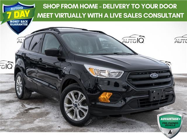 2017 Ford Escape S (Stk: 34642BU) in Barrie - Image 1 of 25