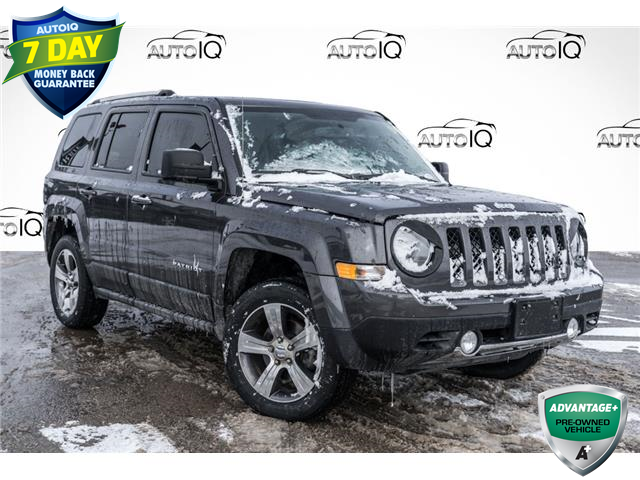 2017 Jeep Patriot Sport/North (Stk: 27794BU) in Barrie - Image 1 of 33