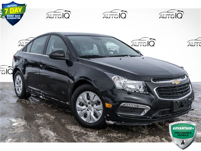2015 Chevrolet Cruze 1LT (Stk: 27809BU) in Barrie - Image 1 of 21