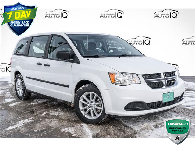2016 Dodge Grand Caravan SE/SXT (Stk: 33984AU) in Barrie - Image 1 of 23