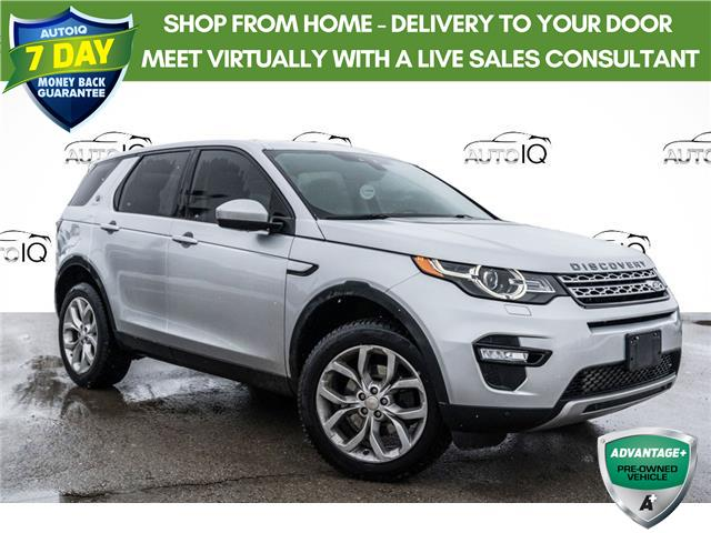 2015 Land Rover Discovery Sport HSE (Stk: 34636BUX) in Barrie - Image 1 of 10