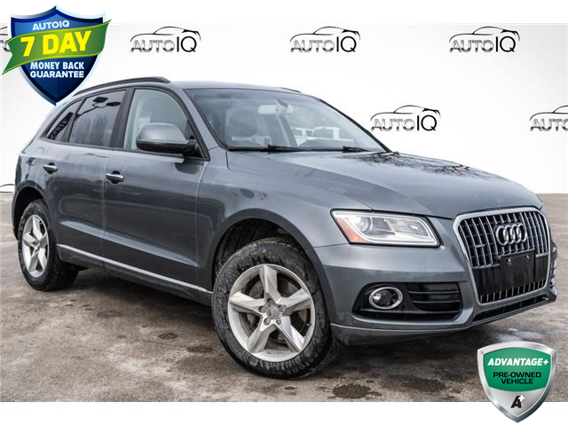 2016 Audi Q5 2.0T Komfort (Stk: 34429AU) in Barrie - Image 1 of 22