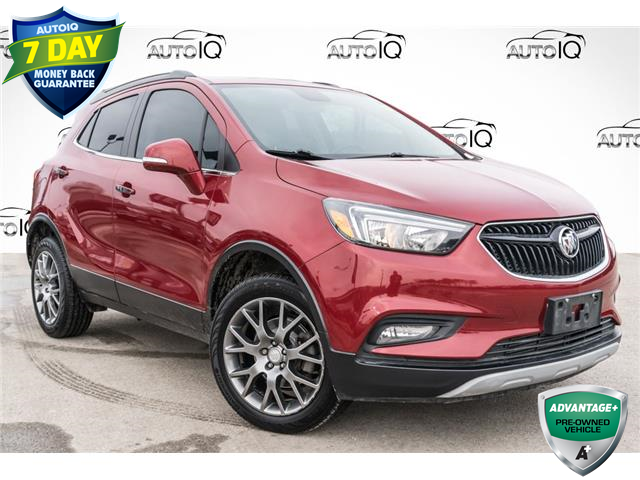 2018 Buick Encore Sport Touring (Stk: 34904AU) in Barrie - Image 1 of 26