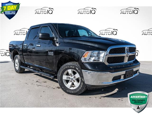 2016 RAM 1500 SLT (Stk: 27845U) in Barrie - Image 1 of 22