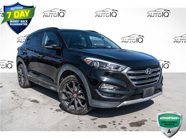 2018 Hyundai Tucson SE 1.6T (Stk: 27847UX) in Barrie - Image 1 of 27