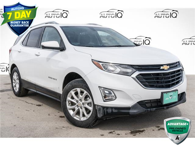 2018 Chevrolet Equinox 1LT (Stk: 27843AU) in Barrie - Image 1 of 26