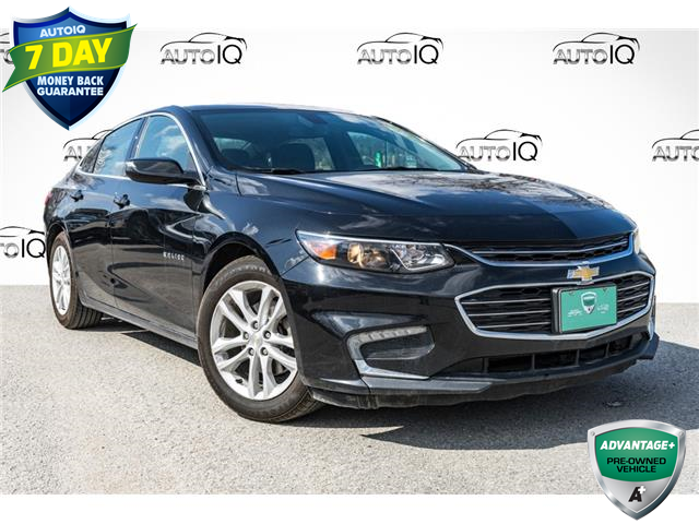2018 Chevrolet Malibu LT (Stk: 34213BUXR) in Barrie - Image 1 of 25