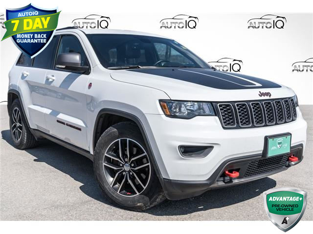 2018 Jeep Grand Cherokee Trailhawk (Stk: 34999AU) in Barrie - Image 1 of 28