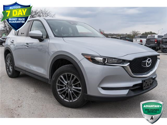 2017 Mazda CX-5 GS (Stk: 27873U) in Barrie - Image 1 of 25