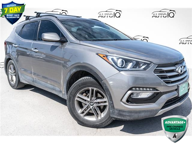 2017 Hyundai Santa Fe Sport 2.4 Base (Stk: 34829AU) in Barrie - Image 1 of 22