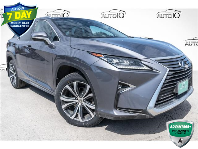2017 Lexus RX 350 Base (Stk: 34525AUX) in Barrie - Image 1 of 20