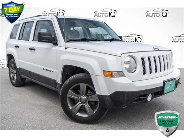 2016 Jeep Patriot Sport/North (Stk: 27874U) in Barrie - Image 1 of 22