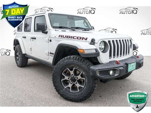 2019 Jeep Wrangler Unlimited Rubicon (Stk: 27871U) in Barrie - Image 1 of 23