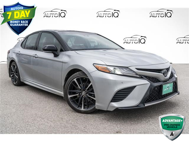 2018 Toyota Camry XSE (Stk: 35014AU) in Barrie - Image 1 of 25