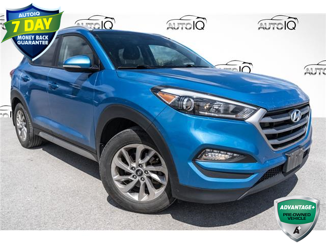 2017 Hyundai Tucson Base (Stk: 34774BU) in Barrie - Image 1 of 23