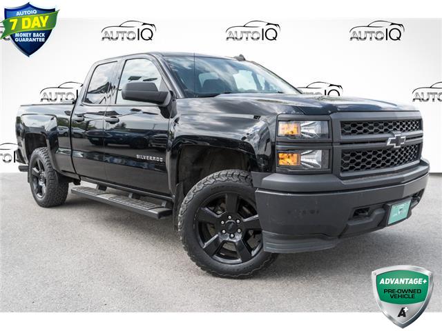 2015 Chevrolet Silverado 1500 WT (Stk: 35093AU) in Barrie - Image 1 of 22