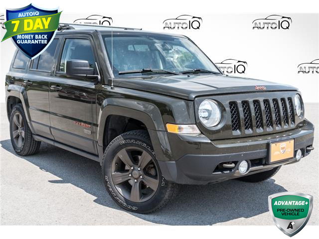 2017 Jeep Patriot Sport/North (Stk: 34920AU) in Barrie - Image 1 of 22