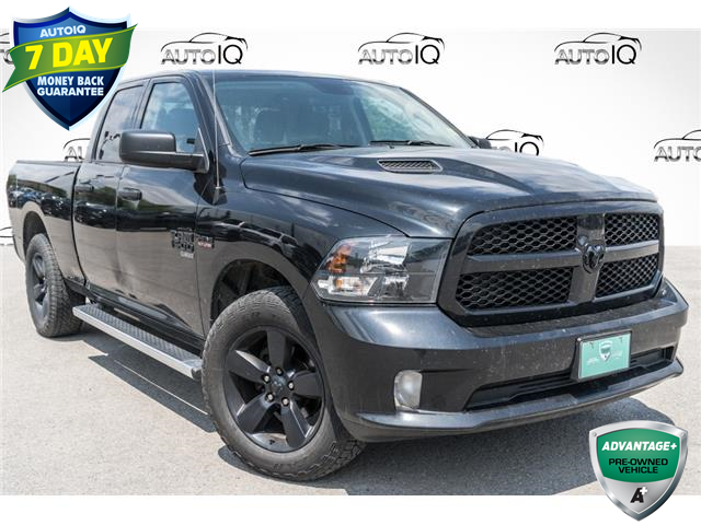 2019 RAM 1500 Classic ST (Stk: 35027AU) in Barrie - Image 1 of 26