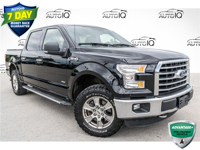 2016 Ford F-150 XLT (Stk: 35099AU) in Barrie - Image 1 of 27