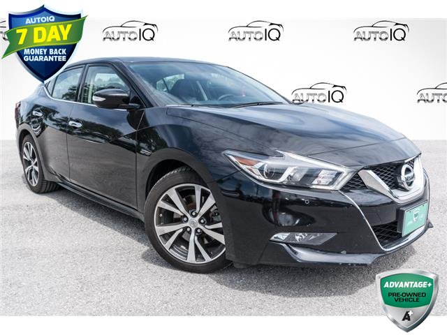2017 Nissan Maxima SV (Stk: 35067AUX) in Barrie - Image 1 of 26