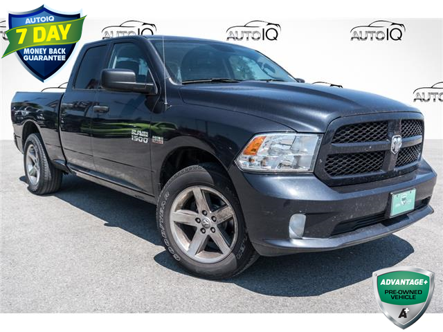 2017 RAM 1500 ST (Stk: 27978AUX) in Barrie - Image 1 of 24