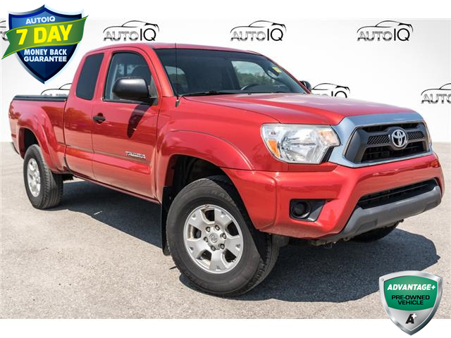 2015 Toyota Tacoma Base (Stk: 35174AU) in Barrie - Image 1 of 25