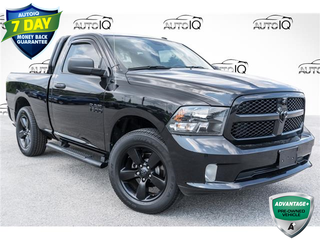 2016 RAM 1500 ST (Stk: 27966UQ) in Barrie - Image 1 of 20