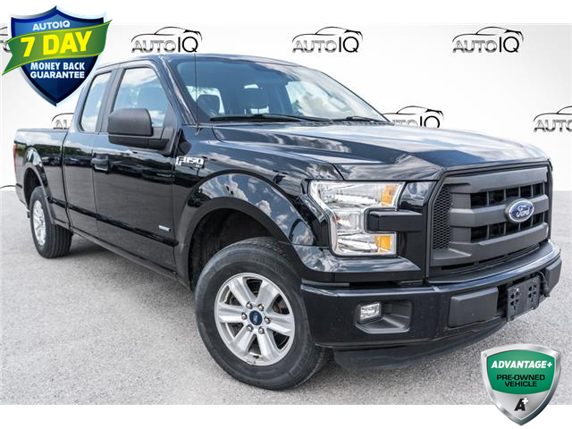 2016 Ford F-150 XLT (Stk: 34708BUX) in Barrie - Image 1 of 24