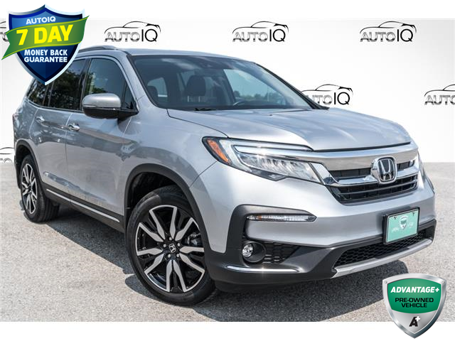 2020 Honda Pilot Touring 8P (Stk: 35246AU) in Barrie - Image 1 of 29
