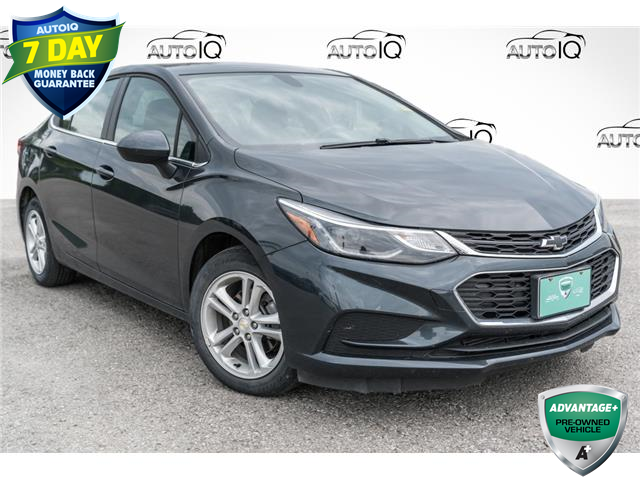 2018 Chevrolet Cruze LT Auto (Stk: 35284AU) in Barrie - Image 1 of 23
