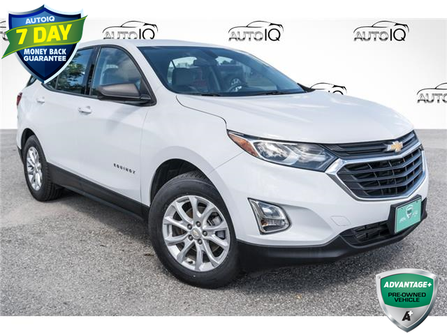 2018 Chevrolet Equinox LS (Stk: 34691BUX) in Barrie - Image 1 of 25